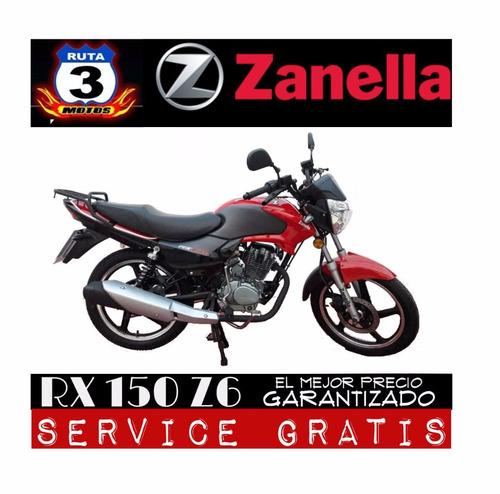moto zanella rx 150 z6 ghost 0km 2018