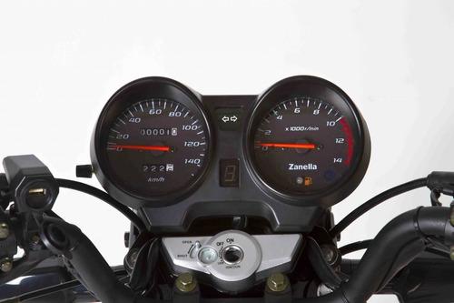 moto zanella rx 150 z7 calle 0km urquiza motos