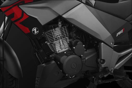 moto zanella rx1 150 street 0km urquiza motos