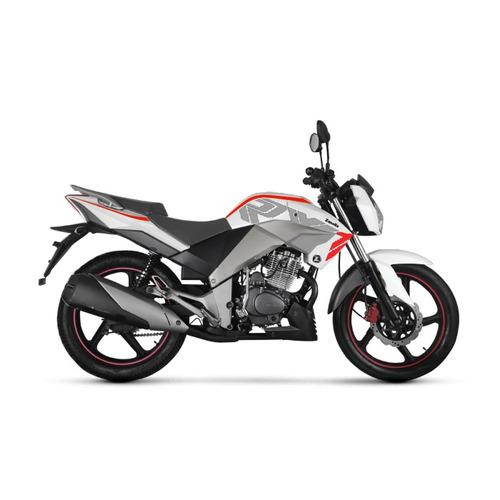moto zanella rx1 200 0km 2017 street urquiza motos um