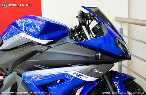 moto  zanella rz 25 r 0km  urquiza motos 0 km