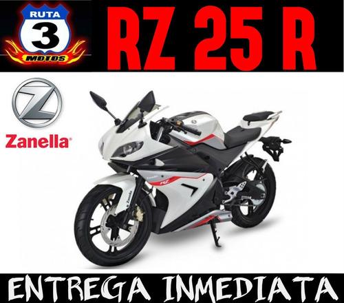moto zanella rz 25 r  2019 0km ruta 3 motos