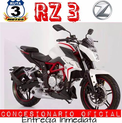 moto zanella rz 3 2018 0 km