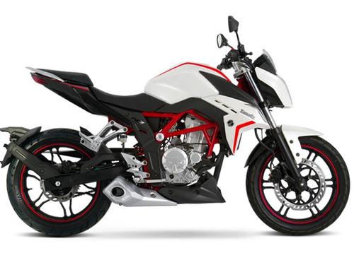 moto zanella  rz 3 naked rz3 2019 250 0km motos 999