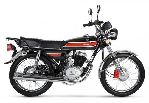 moto zanella sapucai 125 - 200 con empadronamiento
