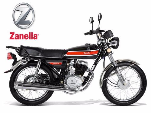 moto zanella sapucai 125 clasica