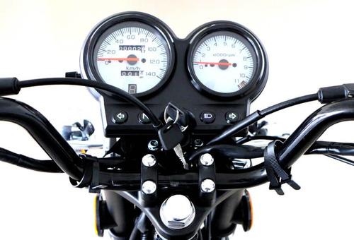 moto zanella sapucai 150 cafe racer tipo ax urquiza motos