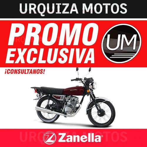 moto zanella sapucai 150 tracker cafe 0km urquiza motos