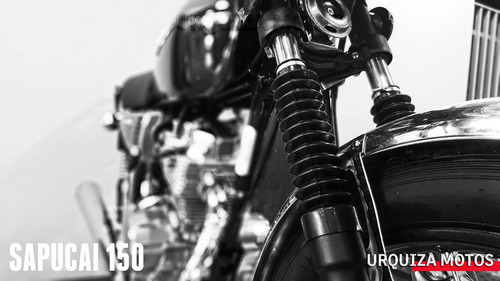 moto zanella sapucai 150f 150 f disco cafe racer 0km 2017