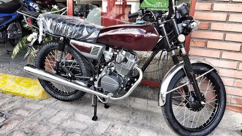 moto zanella sapucai full 150 okm nueva financiación