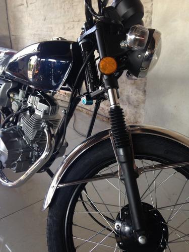 moto zanella sapucai street o vintage financio