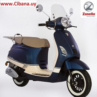 moto zanella styler exclusive 125 automatica