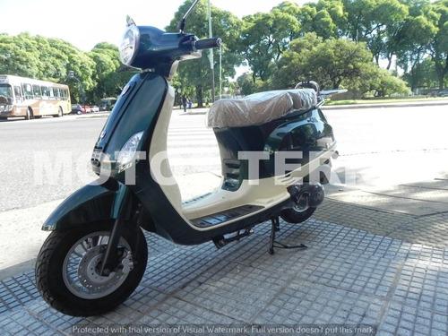 moto zanella styler exclusive scooter