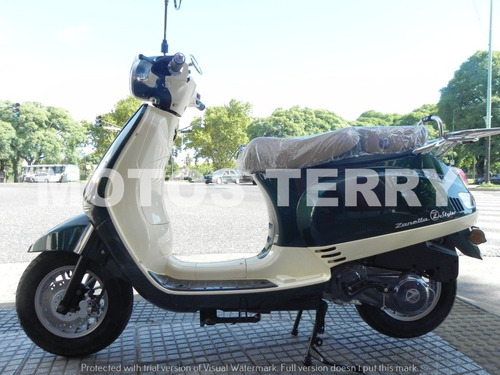 moto zanella styler exclusive scooter