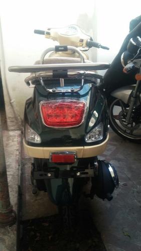 moto zanella styler scooter 150