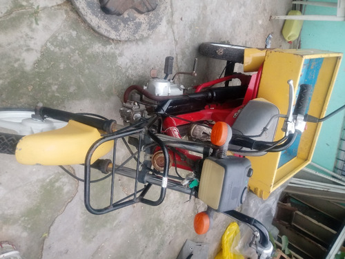 moto zanella tricargo 2011
