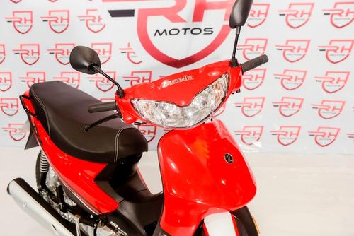 moto zanella zb 110 cc automatica  cubs