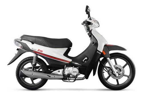 moto zanella zb 110 rt full cub scooter 0km urquiza motos