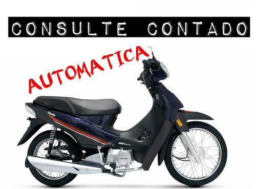 moto zanella zb 110 z1 automatica 0km 2018