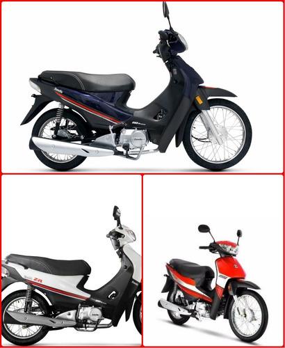 moto zanella zb 110 z1 automatica 0km 2019