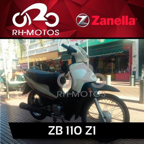 moto zanella zb 110 z1 cc full electrico cubs