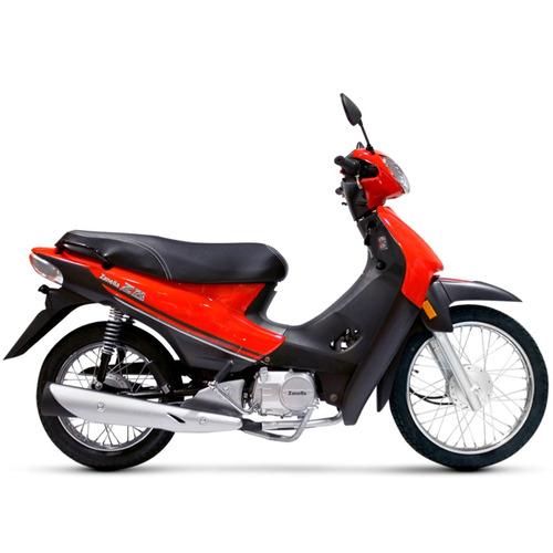moto zanella zb 110 z1 cc full encendido electrico cubs