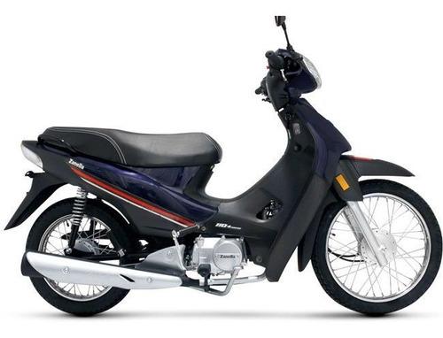 moto zanella zb 110 z1 cub 0km urquiza motos