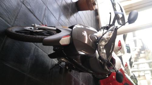 moto zanella zb 110cc full 2018 unica mano 10900km impecable
