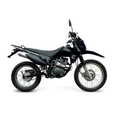 moto zanella zr 150 lt 0km 0 km enduro cross  urquiza motos