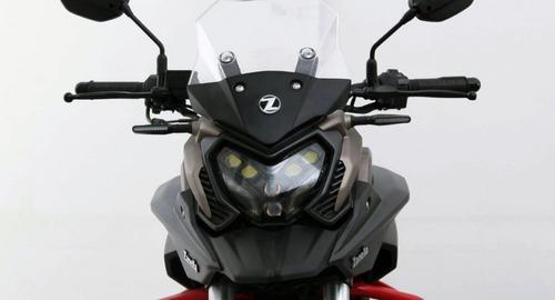 moto zanella zr 200 gt 2 0km 2019 touring urquiza motos