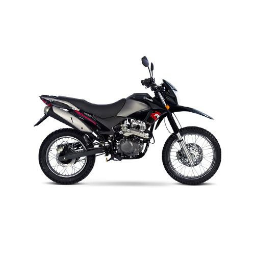 moto zanella zr 200 ohc 17 hp usb tablero digital enduro 0km