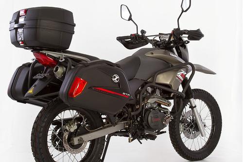 moto zanella zr 250 gta 0km exclusiva urquiza motos