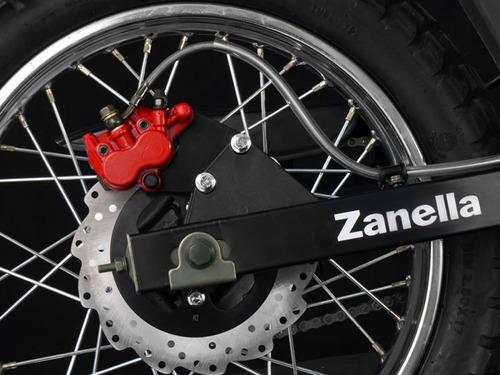 moto zanella zr 250 lt 0km enduro cross 2018 nueva