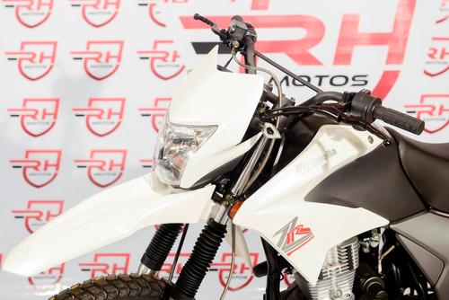 moto zanella zr 250 lt cc freno disco enduro calle regalo