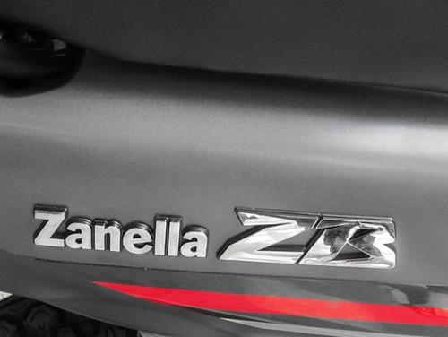 moto  zb 110 cc full zanella 0km 2017