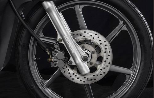 moto  zb 110 cc full zanella 0km 2018