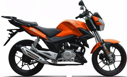 moto zongshen modelo z-one 150 cc
