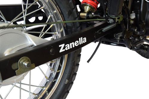 moto ztt zr 125 cc zanella 0km 2017