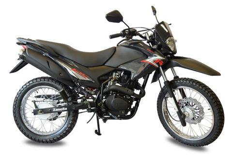 moto ztt zr 125 cc zanella 0km
