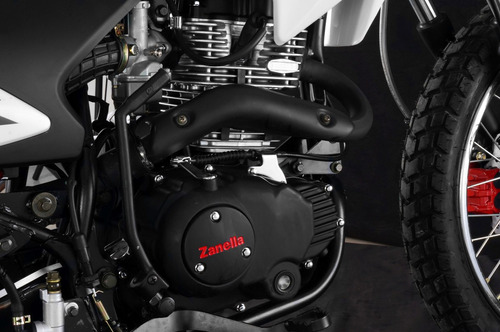 moto ztt zr 200 cc zanella 0km 2017