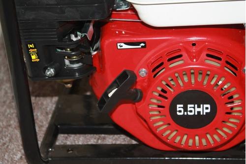 motobomba 5.5hp marca wurzburg - calidad alemana