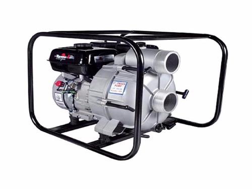 motobomba a gasolina aguas negras 3x3 (6.5 hp) toyama