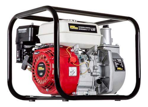 motobomba autocebante high power  6.5 hp 2x2 3.6 lts