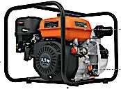 motobomba de agua a gasolina 5 hp 450 litros minuto 2 salida