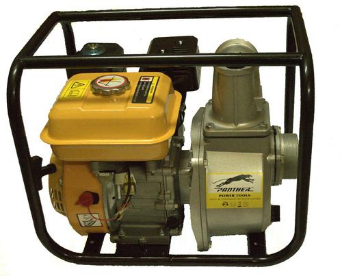 motobomba de agua a nafta panther pmg8065 6,5hp 70m3/hora
