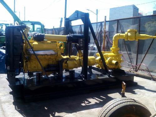 motobomba de agua motor diesel para riego