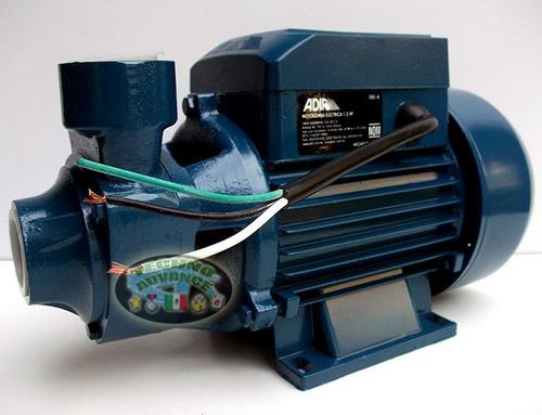 motobomba electrica de agua de 1/2 hp adir p/ cisterna!!