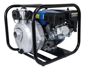 Motobomba Gasolina De 5 5 Hp Trabajo Pesado Italiana Industr