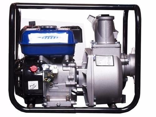motobomba logus nafta autocebante motor5,5 hp60000 lts/h