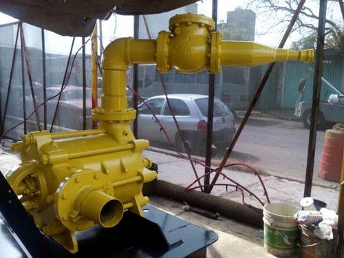 motobomba motor diesel para inyeccion de agua bomberos